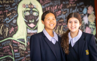 Bethlehem College Ashfield students