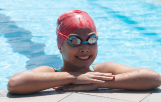 Sydney Catholic Schools swimming sensation Sienna Bautista